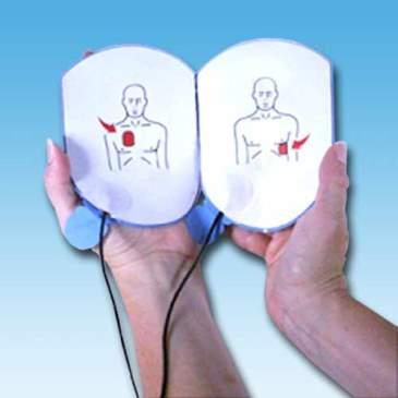 AED Samaritan Batterie für Kleinkinder