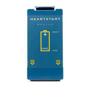 Batterie für Philips HS1 u.FRX Defibrillator