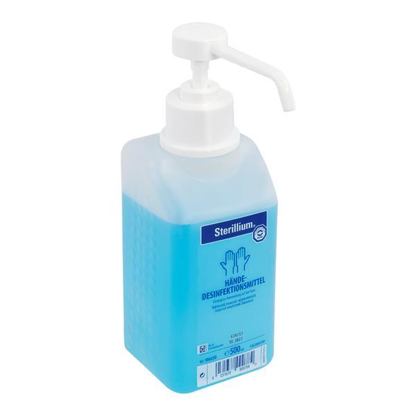 Sterillium® Handdesinfektionsmittel 500 ml mit Dosierpumpe