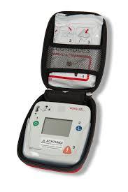 FRED Easy Defibrillator inkl. Zubehör und Tasche