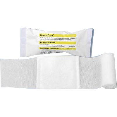 DermaCare Verbandpäckchen groß, steril verpackt