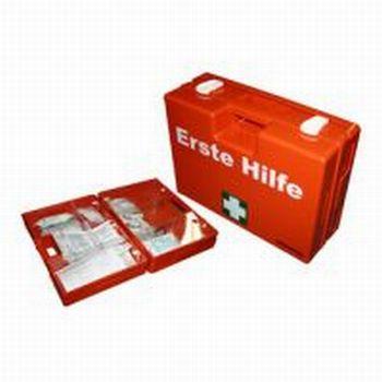 Erste Hilfe-Koffer Kunststoff DIN 13157