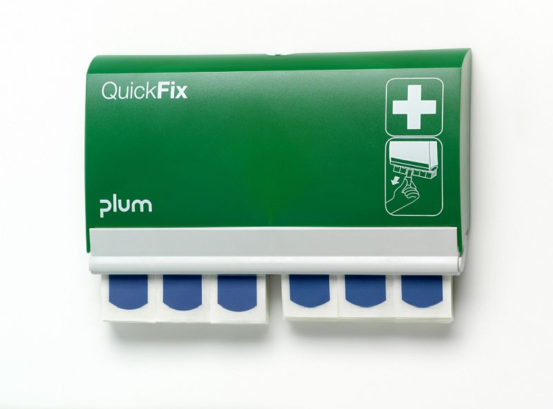 Plum Pflasterspender Detectable