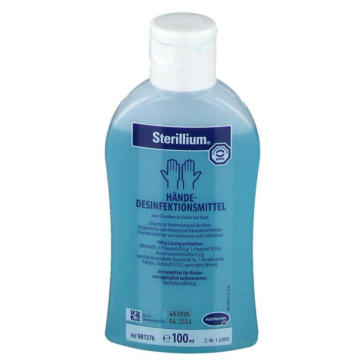 Sterillium® Handdesinfektionsmittel 100 ml
