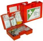 Erste Hilfe-Koffer Kunststoff ÖNORM Z1020 Typ 1 Metallindustrie