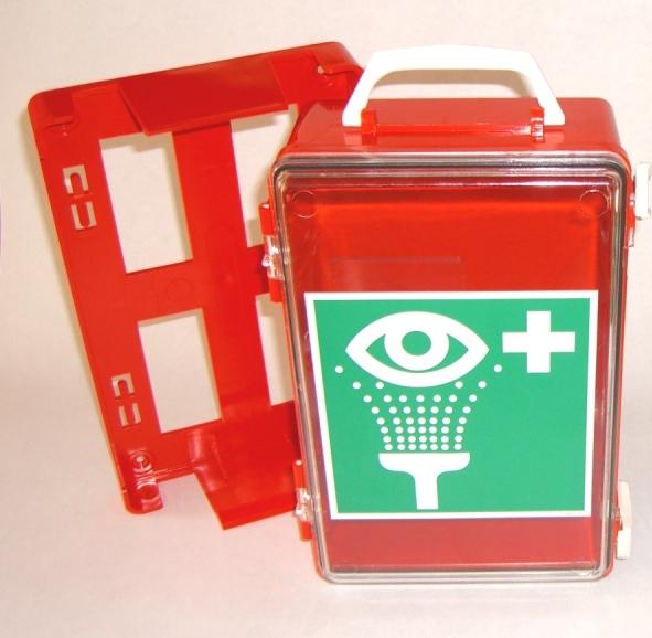 Augenspülbox